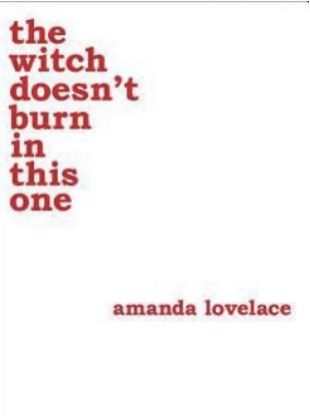 Button to purchase The Witch Doesn't Burn in This One Poetry Collection
