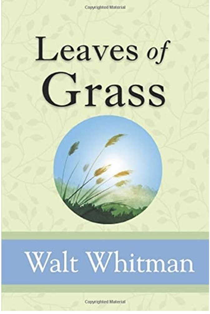 Button to purchase Leaves of Grass Poetry Collection