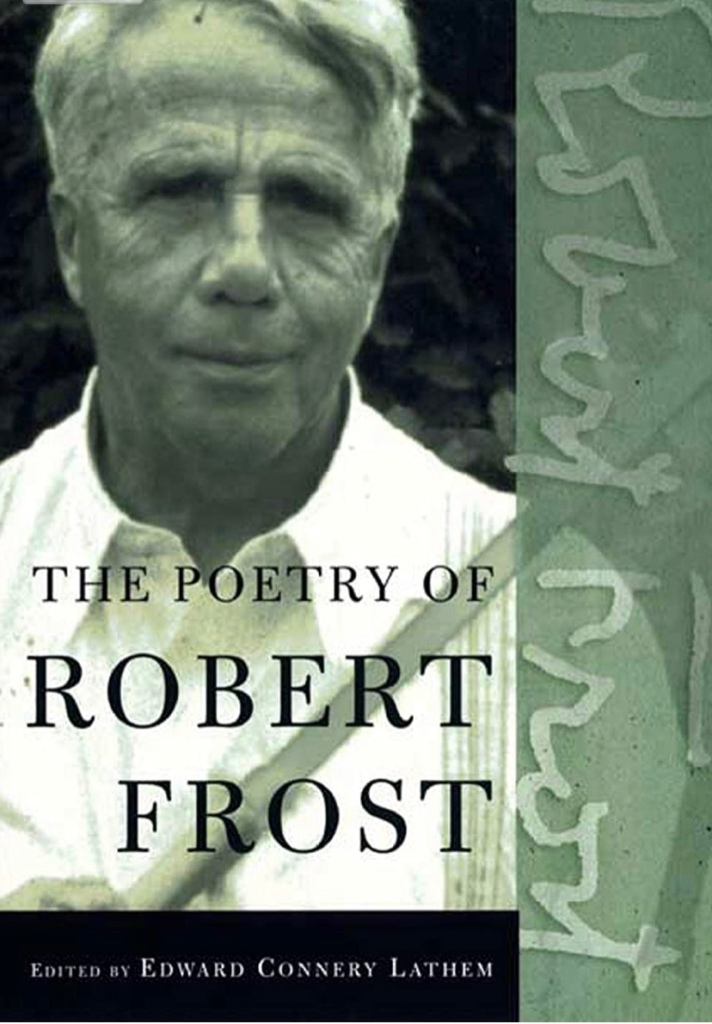 Button to purchase The Poetry of Robert Frost