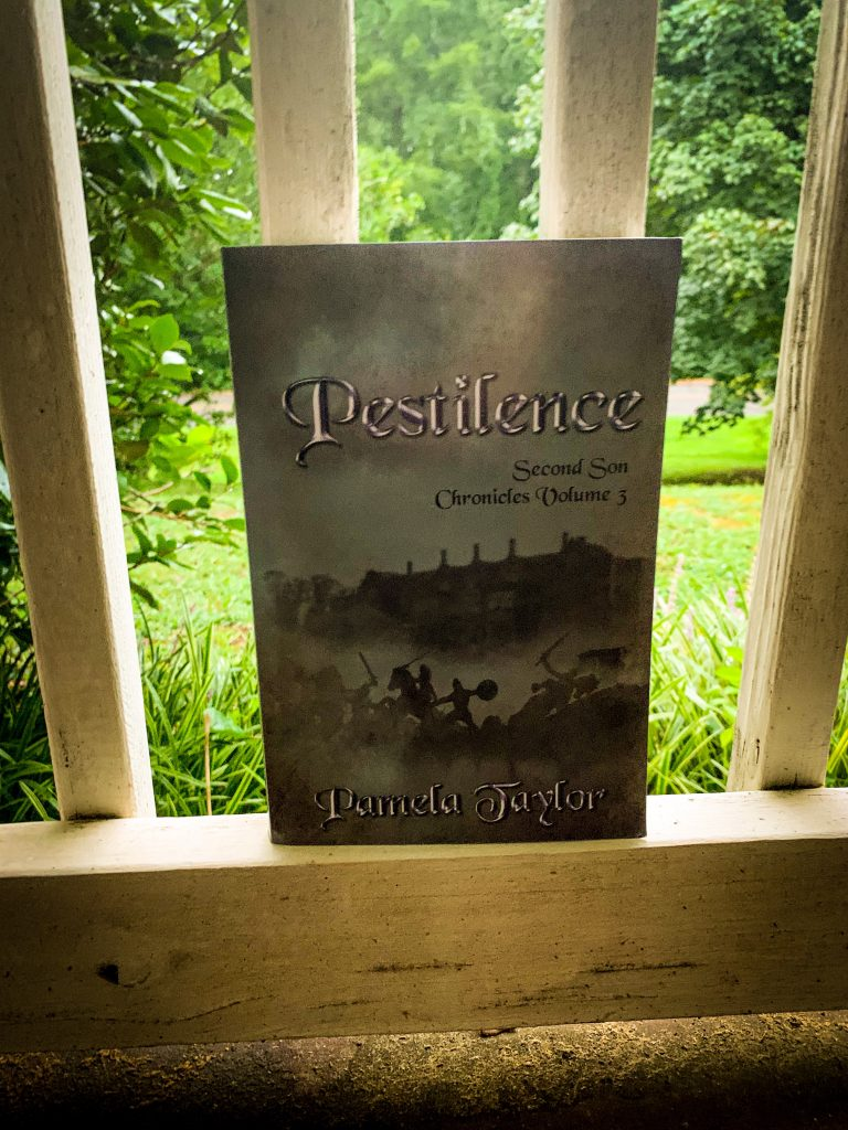 Button to Purchase Pestilence Books
