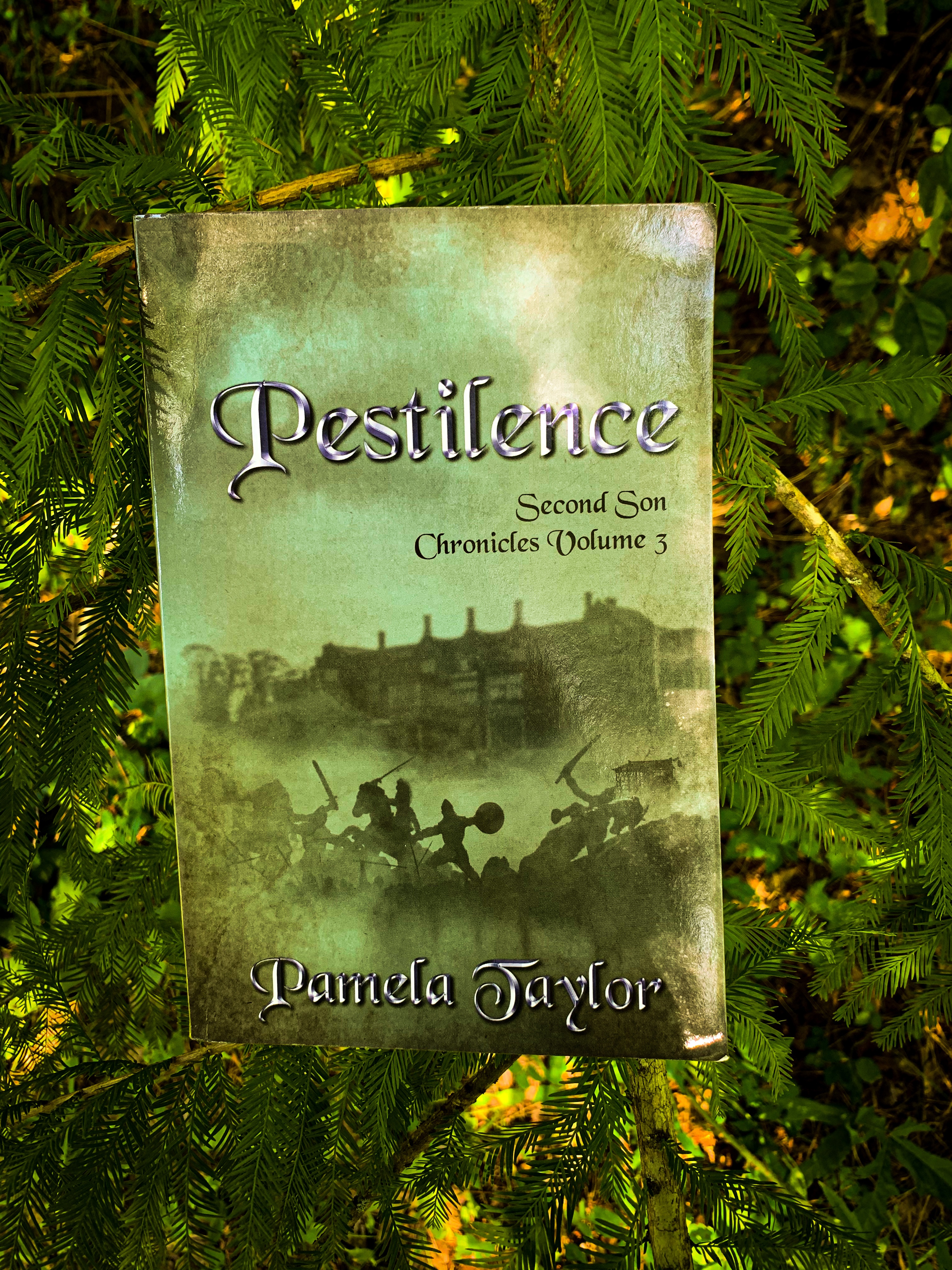 Button to purchase Pestilence.