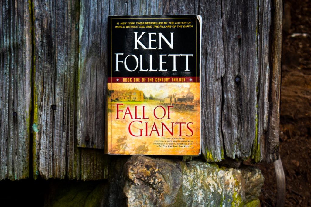 Button to Purchase Fall of Giants