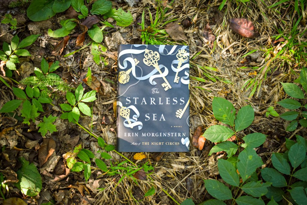 Button to purchase Starless Sea-10 Books to Read