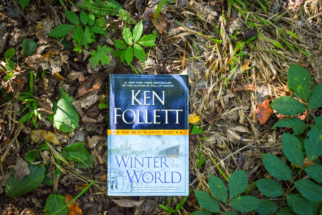 Button to purchase Winter of the World
