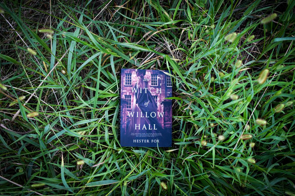 Fall books-The Witch of Willow Hall