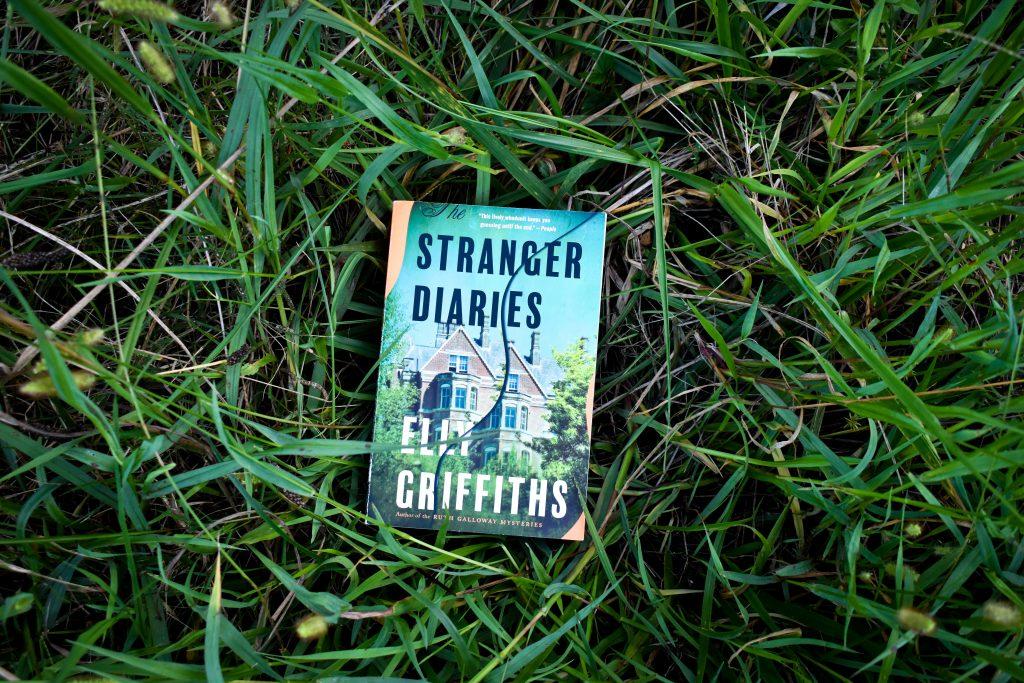 Fall books-The Stranger Diaries
