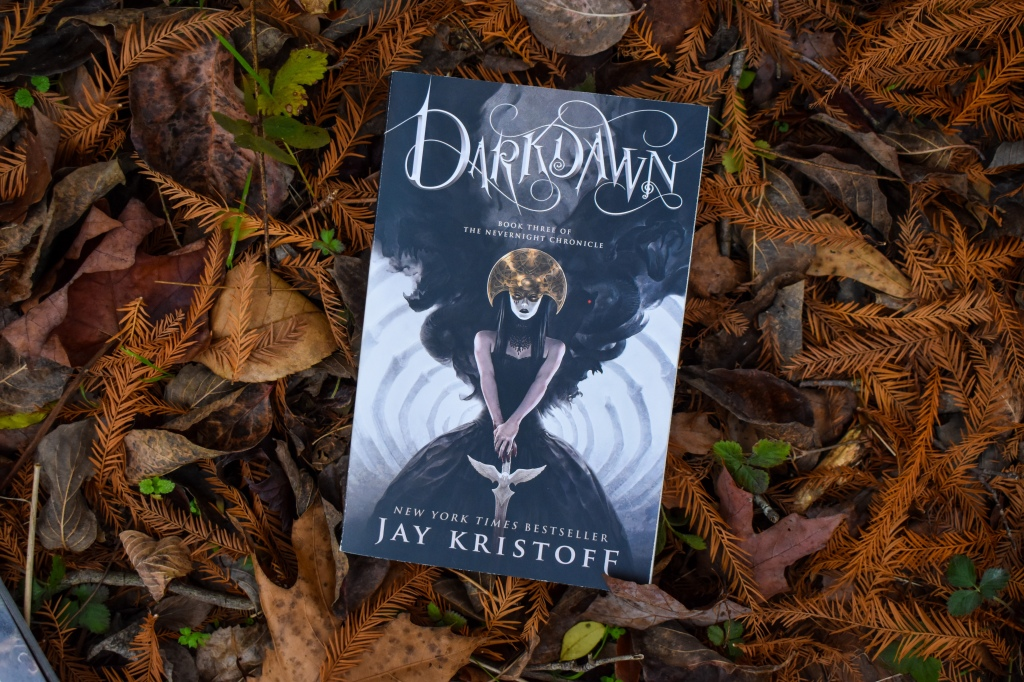 Button to purchase Darkdawn-November 2020 Wrap UP
