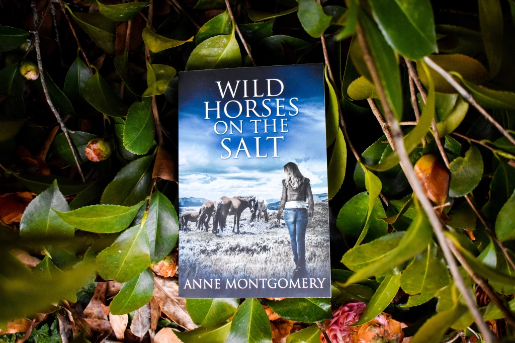 Button to purchase Wild Horse on the Salt