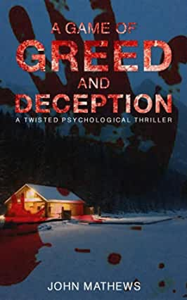 Cover of A Game of Greed and Deception