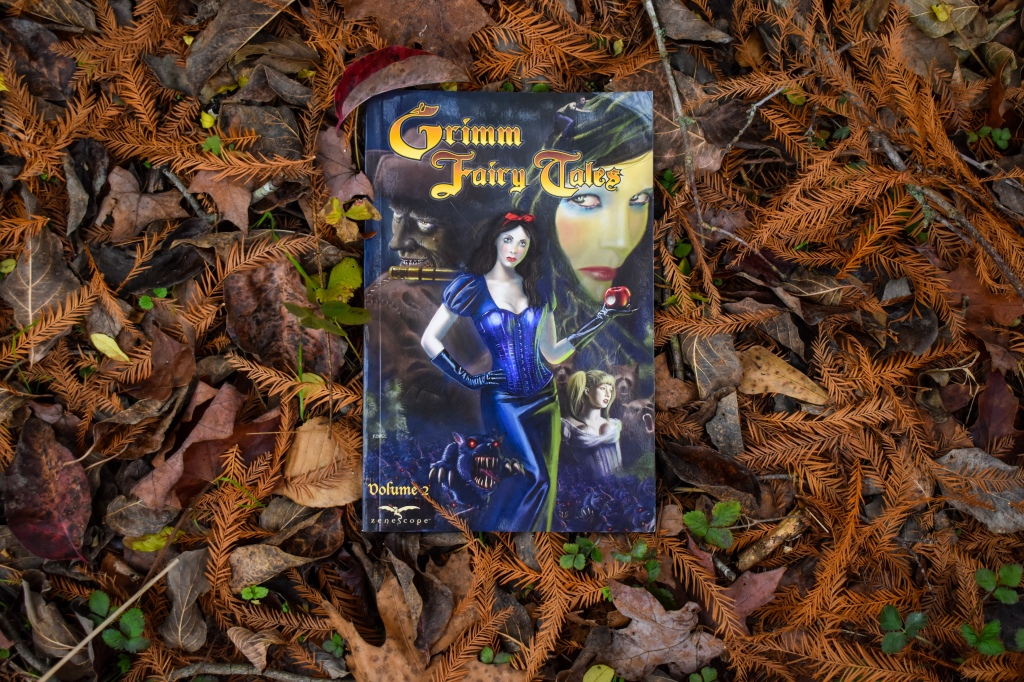 Button to purchase Grimm Fairy Tale-November 2020 Wrap UP