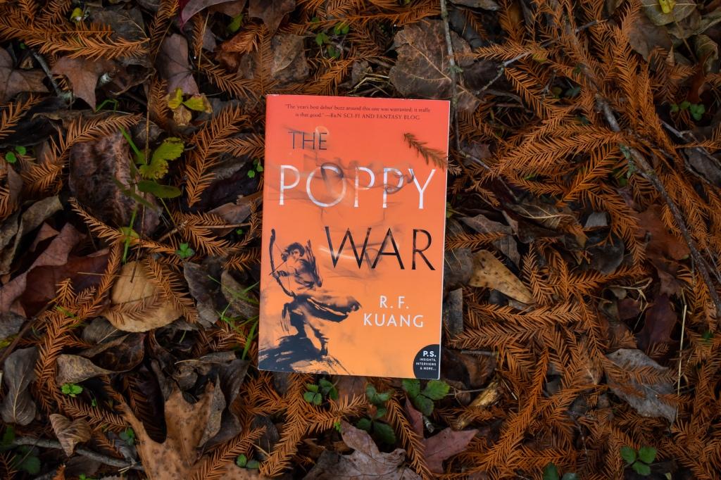November 2020 Wrap Up-Poppy War