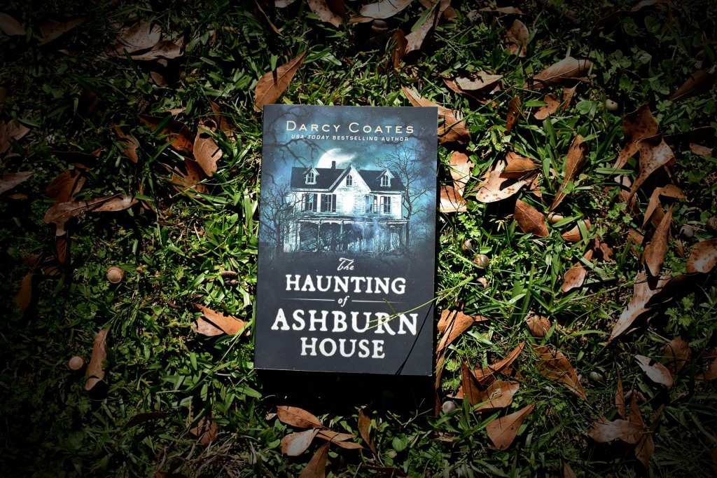 October 2020 Wrap Up The Haunting of Ashburn House