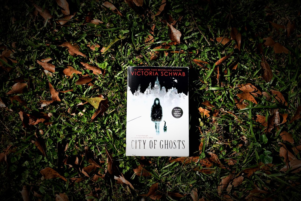 October 2020 Wrap Up City of Ghosts